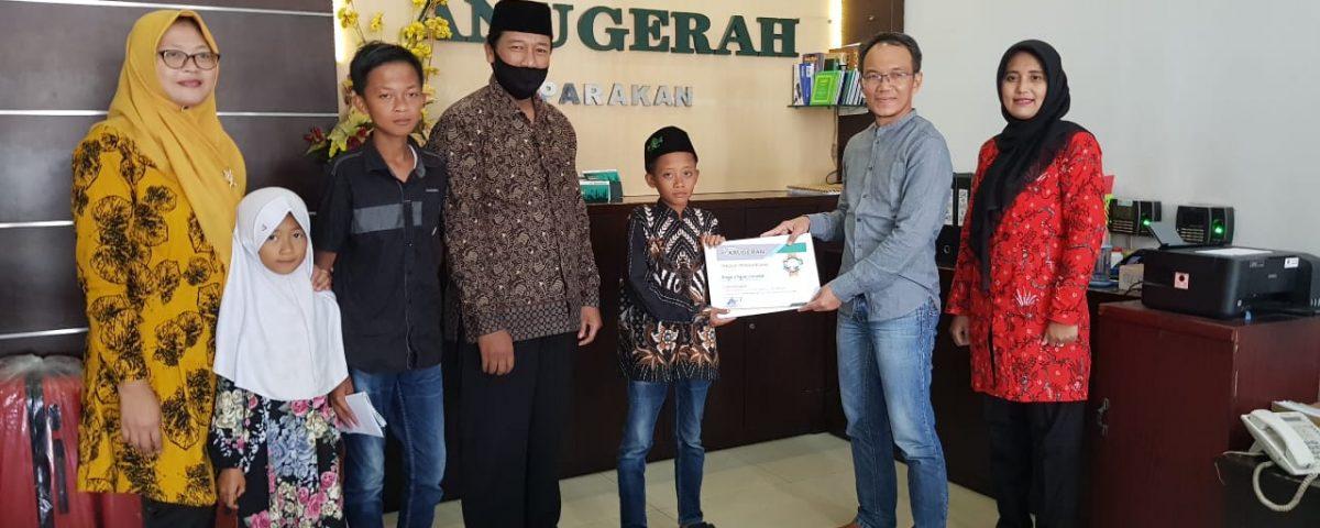 Lomba Tilawatil Qur'an Online KSPPS ANUGERAH 2020