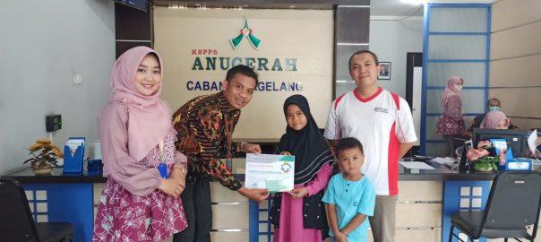 Juara II Lomba Tilawatil Qur'an Online