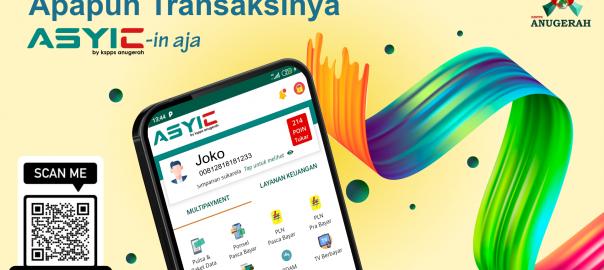 ASYIC (Anugerah Syariah Connected)